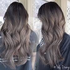 silver brown hair medium brunette with golden highlights neil george of medium ash