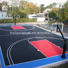 Basketball Court In The Backyard Portable Basketball Court Sports Flooring Portable Basketball