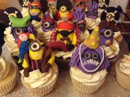 minion pirate cupcakes cakecentral com