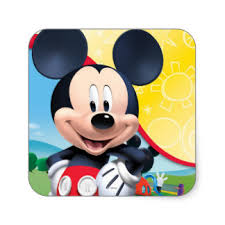 mickey mouse stickers zazzle