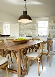 goodbye island hello kitchen table