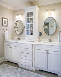 Bathroom Countertop Storage Ideas Bathroom Counter Storage Tower Best Remodel Ideas Images On