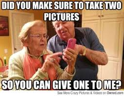 Crazy People Meme - 5 funny memes about the elderly