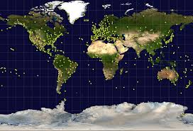 global map earth nasa contributes to global standard for navigation studies of