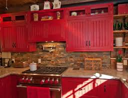22 best red kitchens images on pinterest red kitchen rouge and