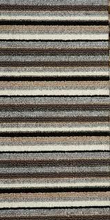 Machine Washable Runner Rugs Multi Purpose Ios Striped Polypropylene Rug Hardwearing Machine