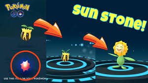 go sun evolution and how to get special items