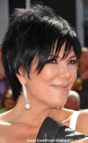 kris jenner haircut side view ideas about kris jenner short hairstyle cute hairstyles for girls