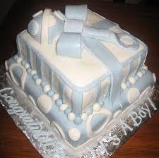 fondant covered baby shower cakes bear heart baking company