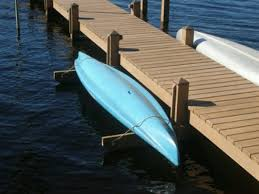 kayak or canoe rack build this beside the dock thomas u0027 board