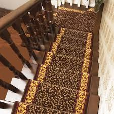 tappeto per scale i pi禮 venduti 1 pezzo scale zerbino elegante stair carpet