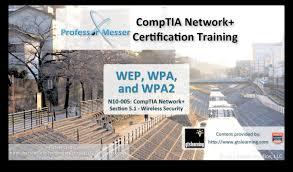 Understanding Home Network Design by Understanding Wep Wpa And Wpa2 Comptia Network N10 005 5 1