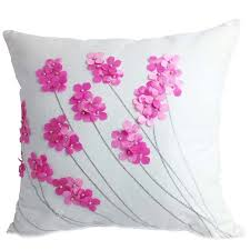 Cusion Cover Aliexpress Com Buy Decorative Cotton Embroidery Cushion Cover