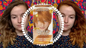 belle color ease cream 740 dark copper blonde review