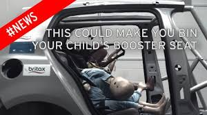 Car Upholstery Edinburgh Dangerous Car Seat Mistake Parents Are Making And It Could Prove