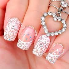 pretty nails for weddings naildesignsjournal com