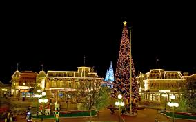 christmas at disneyland wallpapers and images wallpapers