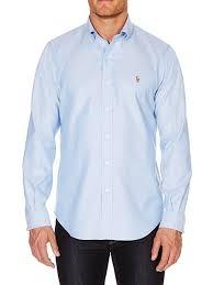 ralph lauren light blue the lowest price polo ralph lauren golf plain oxford non iron dress
