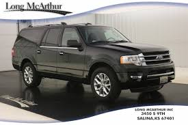ford expedition new 2017 ford expedition for sale salina ks vin 1fmju1mt9hea63465