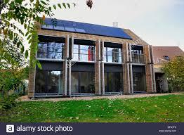 eco haus living passive house stock photos u0026 passive house stock images alamy