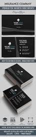 insurance company u2013 premium business card templates psd u2013 by