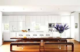 cuisine blanche laqué modele cuisine blanc laque cuisine blanche laquace sol bois grande