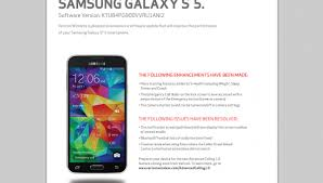 android version 4 4 4 another verizon galaxy s5 android 4 4 4 kitkat update now rolling out