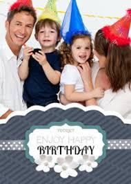 birthday card maker design printable birthday cards online fotojet