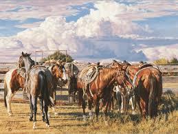 170 best tim images on cowboy art horse paintings tim western art