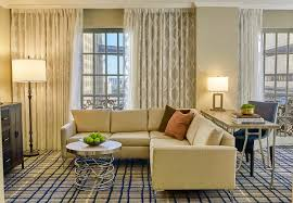 executive corner king suite living room the adolphus