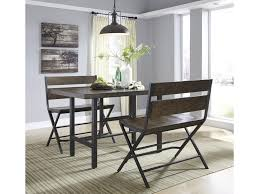 signature design by ashley kavara 3 piece rectangular dining room