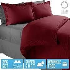 Down Comforter And Duvet Cover Set Amazon Com Southshore Fine Linens Aspen Springs 3 Piece