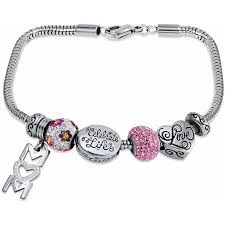 stainless steel bracelet charms images Interesting design hallmark charm bracelets connections from jpg