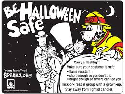 stay halloween safe with a few fire safety tips from the new lenox