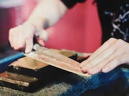 sharpening japanese kitchen knives knife sharpening classes knifewear handcrafted japanese