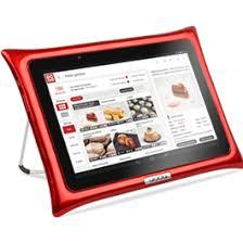 tablette de cuisine qooq qooq la tablette qooq v4 la tablette android pour la cuisine