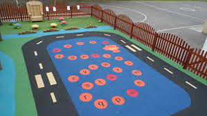 Rubber Mats For Backyard by Best Material For Playground Floor U2013 Gurus Floor
