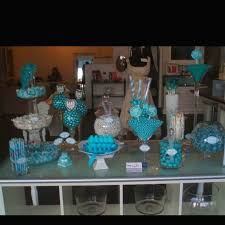 Tiffany Blue Candy Buffet by 45 Best Wedding Candy Buffet Images On Pinterest Wedding Candy