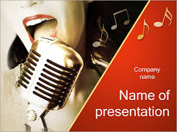 retro music powerpoint template u0026 backgrounds id 0000001837