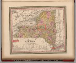 Utica New York Map by Elias J Roberts Passage To The Past U0027s Blog