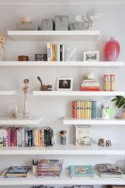 Nursery Wall Bookshelf Reed U0027s Nursery Shelves Custom Wall Shelving Using Ikea Shelves