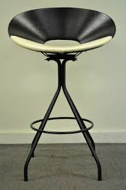 bar stools vintage industrial backless bar stools ideas with