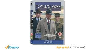 Foyle S War Season 10 Foyle U0027s War Invasion Bad Blood Dvd Amazon Co Uk Michael