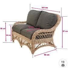 canapé en osier canapé en rotin tressé canapé en osier tressé canapé en rotin 2