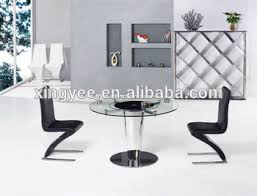 dining table with rotating modern dining room table furniture with rotating centre