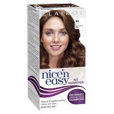 light caramel brown hair color clairol nice n easy demi non permament hair colour dye 94 light