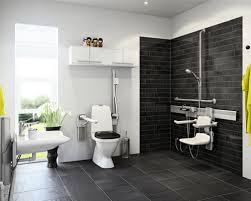 accessible bathroom design pressalit creates the plus track system accessible bathroom design