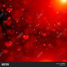 valentine hearts abstract red image u0026 photo bigstock