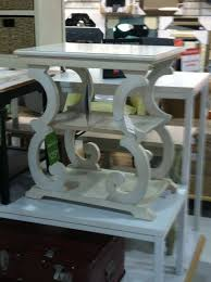 broyhill end table with usb broyhill cream end table just bought these in teal for night