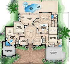 French Country European House Plans 123 Best House Plans Images On Pinterest House Floor Plans